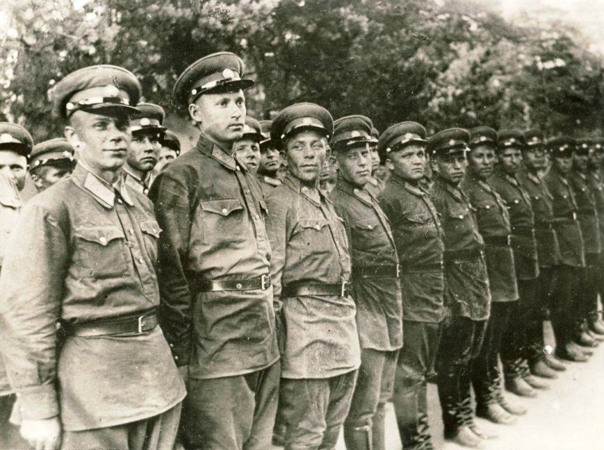 Одесская милиция 1941