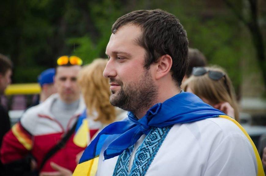Мариупольцы поздравили Надежду Савченко с Днем рождения (ФОТО), фото-4