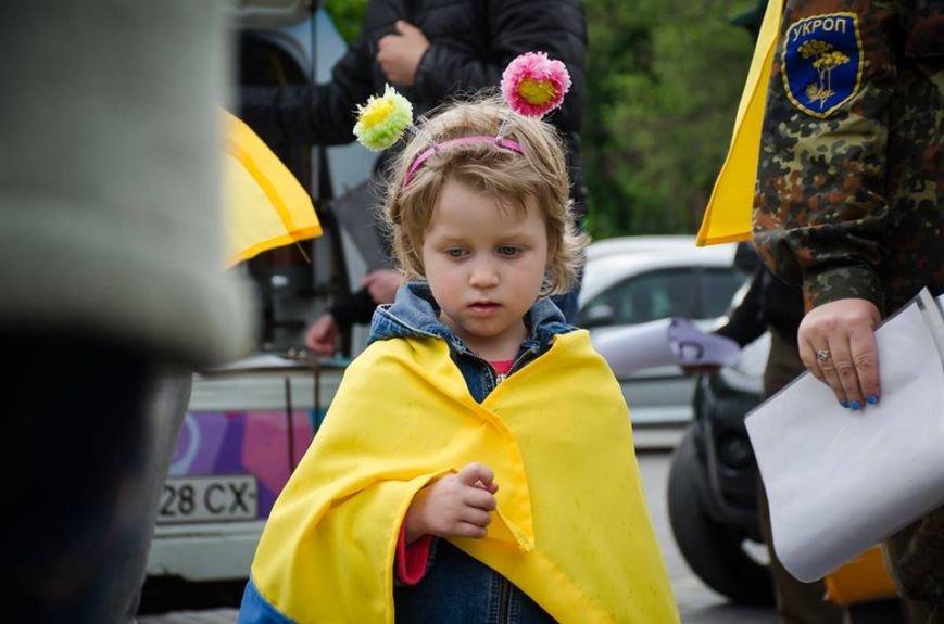 Мариупольцы поздравили Надежду Савченко с Днем рождения (ФОТО), фото-3