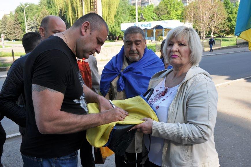 Краматорского депутата призвали служить в рамках мобилизации, фото-3