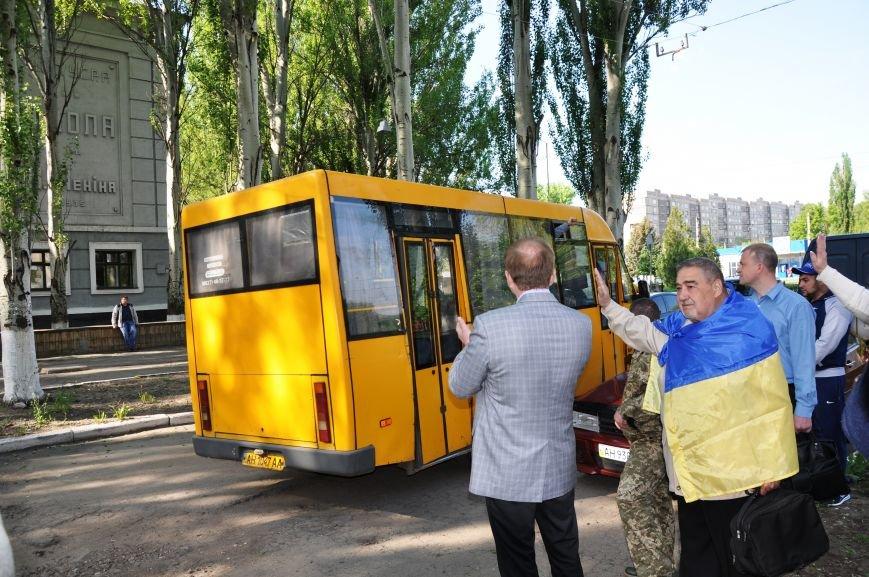 Краматорского депутата призвали служить в рамках мобилизации, фото-11