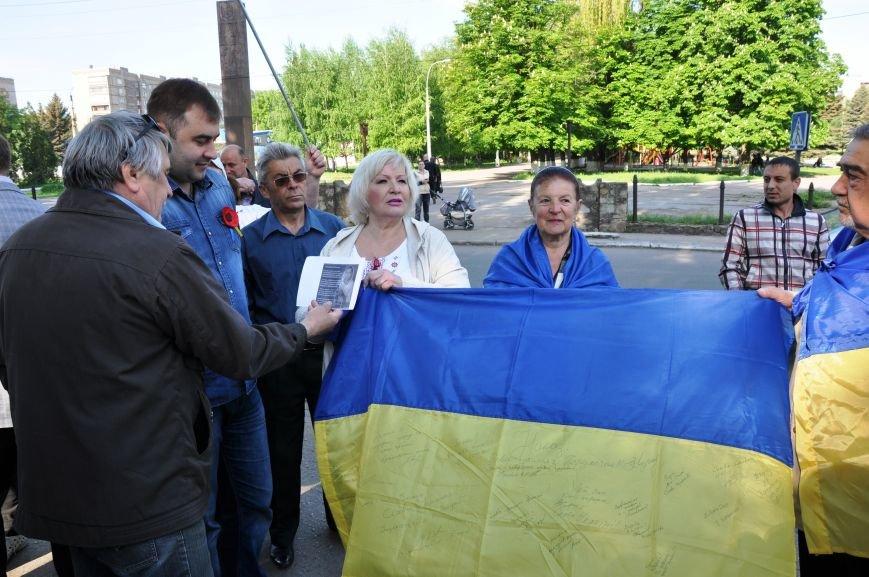Краматорского депутата призвали служить в рамках мобилизации, фото-6