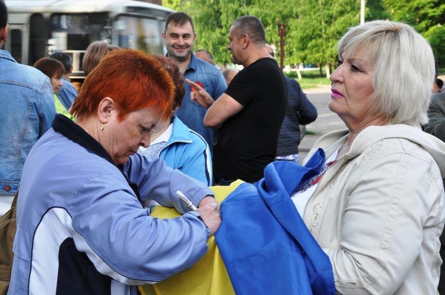 Краматорского депутата призвали служить в рамках мобилизации, фото-4