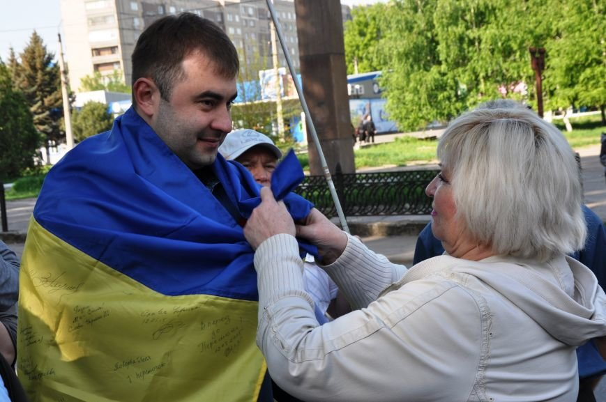 Краматорского депутата призвали служить в рамках мобилизации, фото-7
