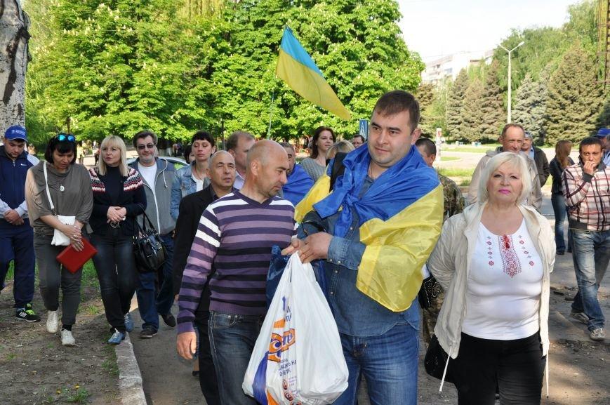 Краматорского депутата призвали служить в рамках мобилизации, фото-9