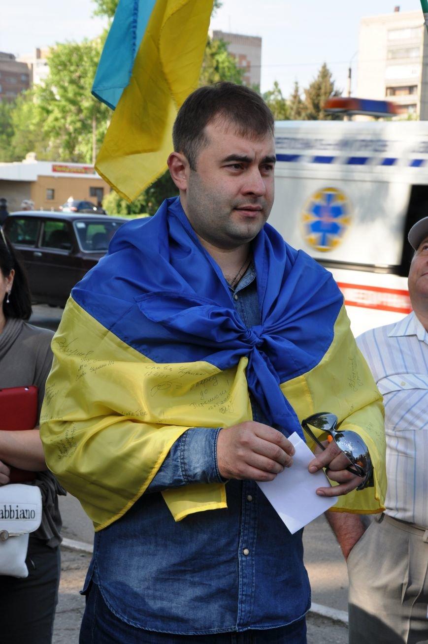 Краматорского депутата призвали служить в рамках мобилизации, фото-8