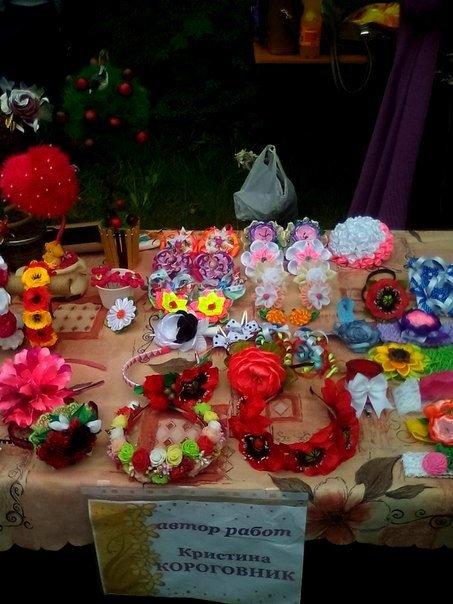 В добропольском парке состоялась вторая благотворительная выставка-продажа от «МИГа» (фото) - фото 2