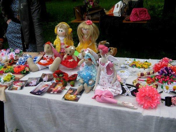 В добропольском парке состоялась вторая благотворительная выставка-продажа от «МИГ», фото-5