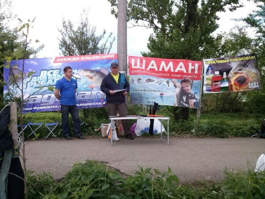 На міському озері відбувся чемпіонат з риболовлі (ФОТО), фото-1