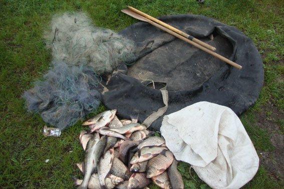 Кременчугские водные милиционеры поймали очередного нарушителя (ФОТО) (фото) - фото 1