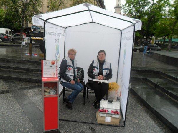 У Львові збирають кошти на медобладнання для бійців АТО (ФОТО+ВІДЕО) (фото) - фото 1