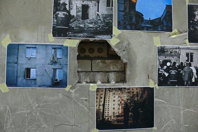Николаевцы почтили память погибших при взрыве в многоэтажке на Намыве (ФОТО) (фото) - фото 4