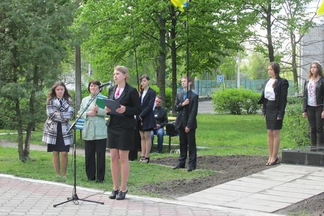 У Малині на Алеї Слави відкрито пам'ятник відважному солдату Другої світової війни, фото-3