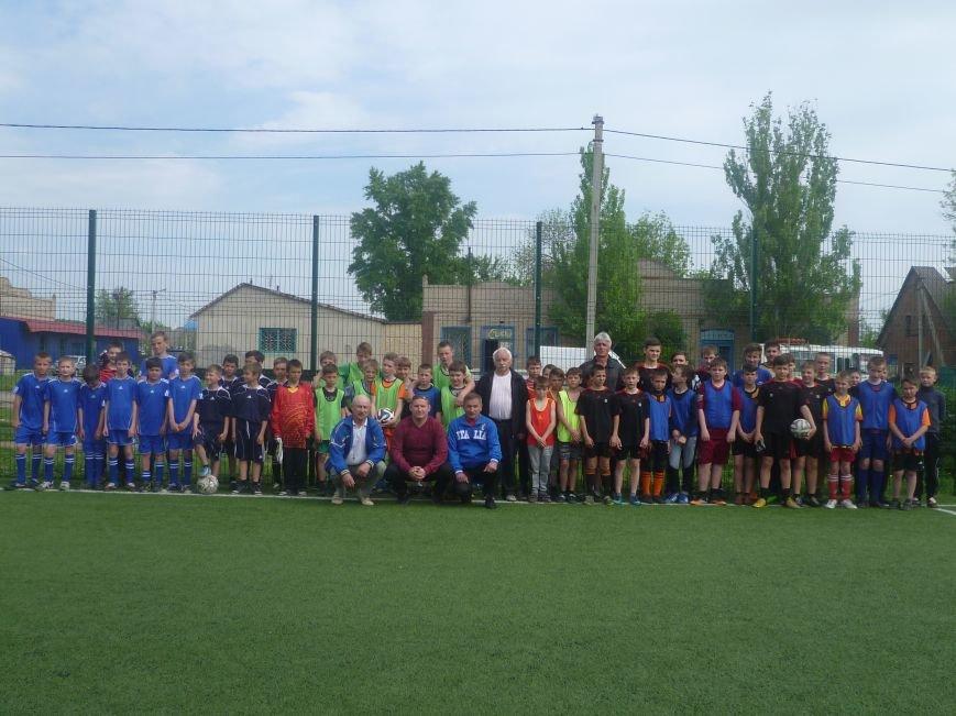 В Добропольском районе прошли соревнования по мини-футболу (фото) - фото 1