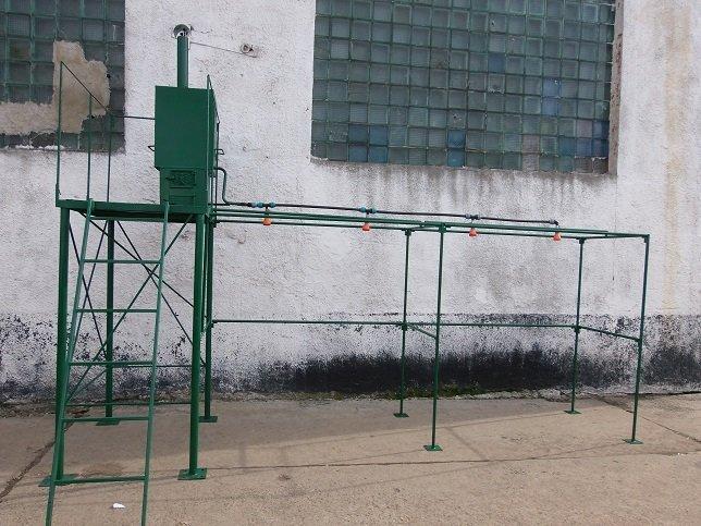 Полевой эксперимент. Одесские заключенные изобрели душевые кабинки для бойцов (ФОТО) (фото) - фото 1