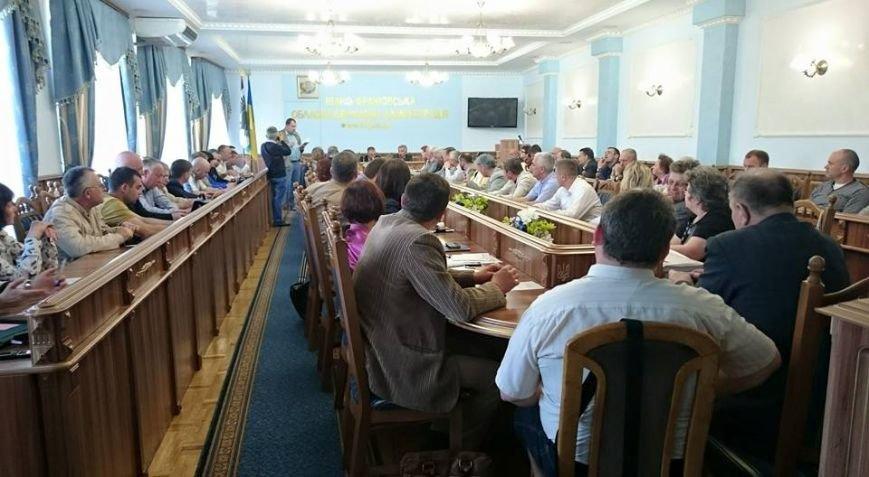 Обрали нового голову громадської ради при Івано-Франківській ОДА, фото-1