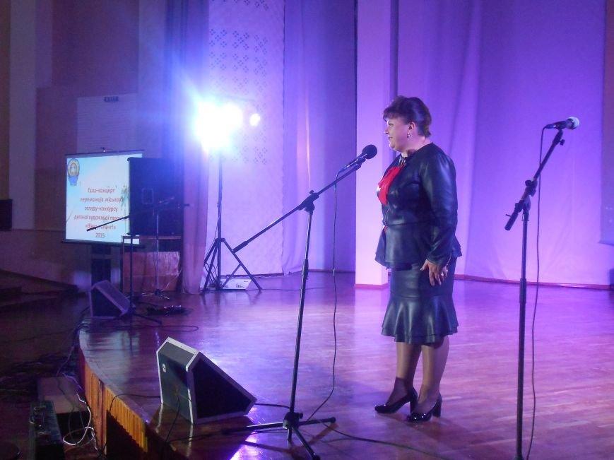 В Днепродзержинске состоялся гала-концерт детского творчества «Виват, талант!» (фото) - фото 8