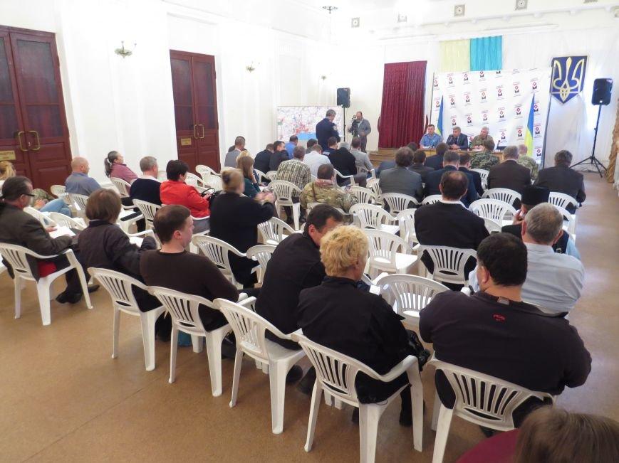 В Мариуполе общественники попросили телеканал «1+1» извиниться (ФОТО), фото-6