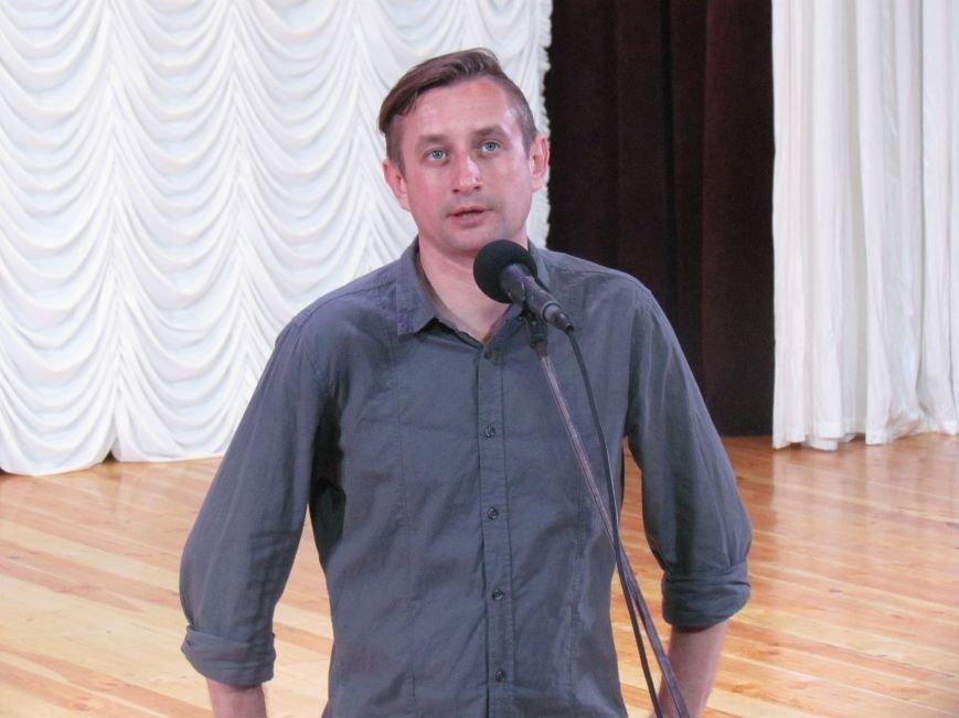 Сергей Жадан читал стихи для мариупольцев (ФОТО), фото-3