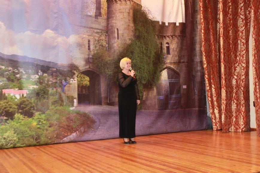 В  Алупке прошли мероприятия, посвященные 70-летию Великой Победы, фото-3