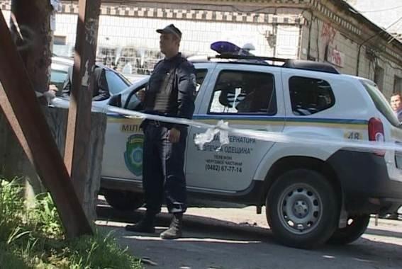Одеские силовики рассказали, как обезвреживали бомбу на Пересыпи (ФОТО) (фото) - фото 1
