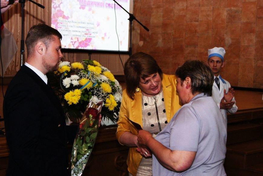 В Николаеве наградили медиков, вернувшихся из зоны проведения АТО (ФОТО) (фото) - фото 2