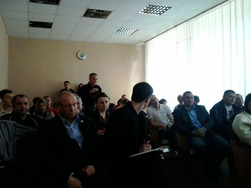 В Кривом Роге на публичных слушаниях обсудили проблемы городской  маршрутной сети (фото) - фото 1