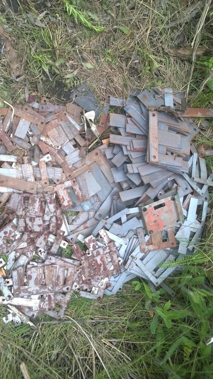 Молодой комсомольчанин разобрал железную дорогу на металлолом (ФОТО), фото-5