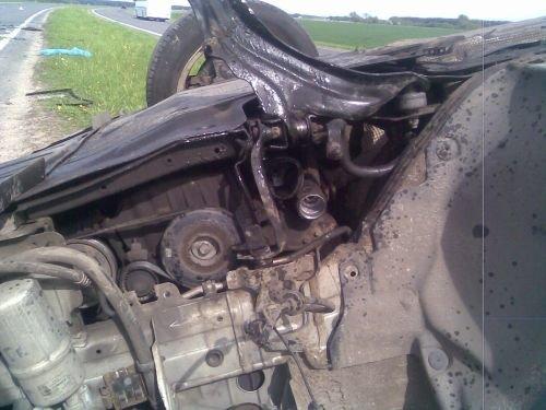 Под Скиделем перевернулась машина с ребенком: мать заснула за рулем (фото) - фото 3