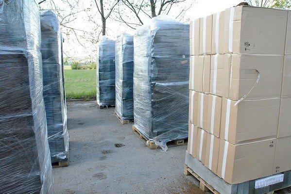 Возле Белостока задержали гродненские сигареты на 823 тыс. долларов (фото) - фото 3