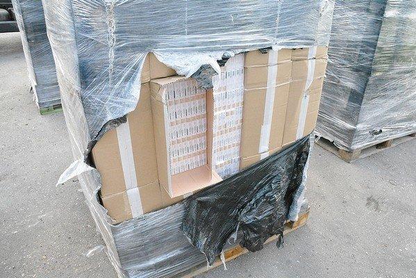 Возле Белостока задержали гродненские сигареты на 823 тыс. долларов (фото) - фото 4