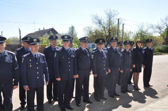 Участковые милиционеры Николаевщины будут патрулировать свои районы на мотороллерах (ФОТО) (фото) - фото 4