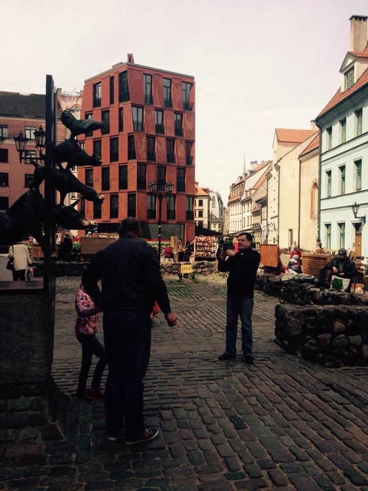 Евроинтегрировался: Костусева видели в Риге (ФОТО) (фото) - фото 1