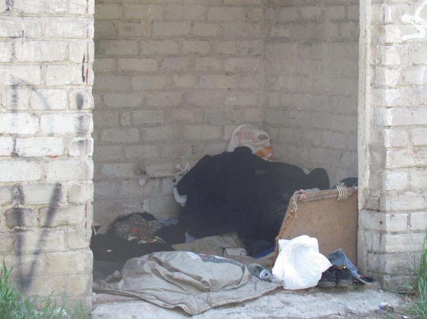Мариупольцам мешают соседи-бомжи (ФОТО), фото-4