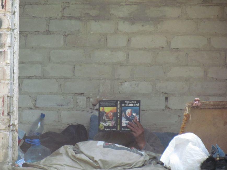 Мариупольцам мешают соседи-бомжи (ФОТО), фото-3