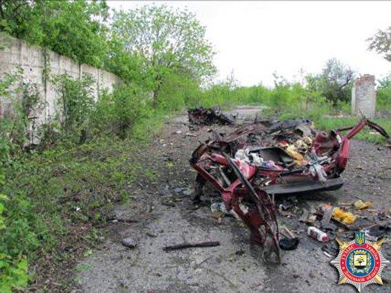 Стали известны подробности взрыва автомобиля в Горняке (ФОТО) (фото) - фото 2