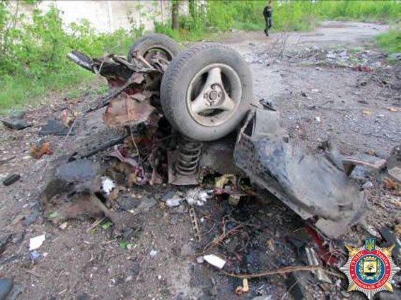 Стали известны подробности взрыва автомобиля в Горняке (ФОТО) (фото) - фото 5
