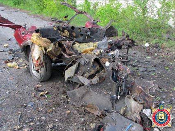 Стали известны подробности взрыва автомобиля в Горняке (ФОТО) (фото) - фото 1