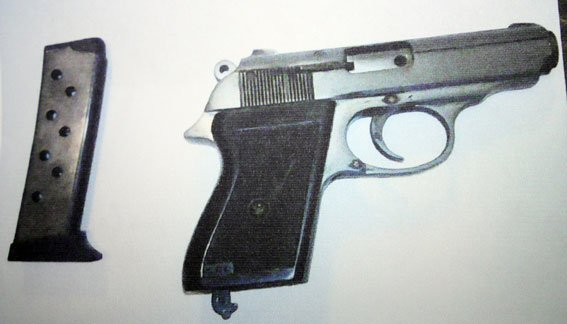 У Полтавській міліції відзвітували про операцію «Зброя та вибухівка» (фото) - фото 2