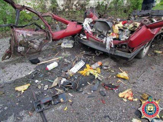 Мужчину в Горняке взорвали устройством с 2 кг тротила (фото) (фото) - фото 1