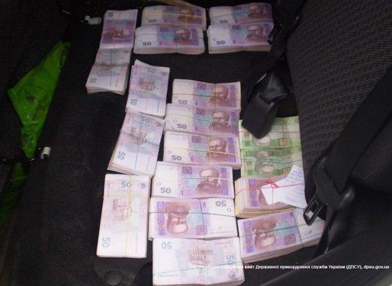 Луганчанин пытался вывезти из Горловки в Краматорск 400 тысяч гривен (фото) - фото 1