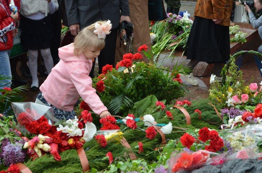 Макеевские металлурги приняли участие в мероприятиях ко Дню Победы (фото) - фото 2