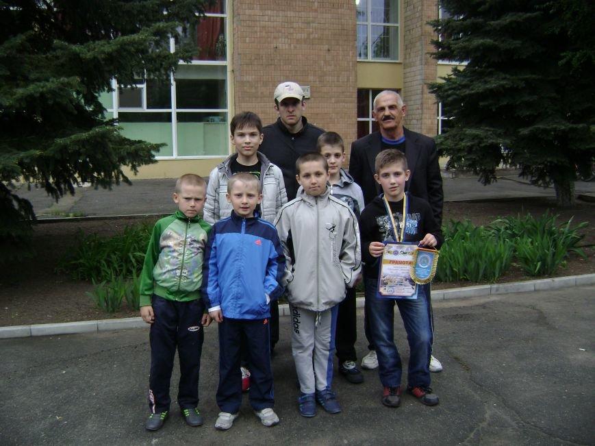 Димитровский спортсмен стал бронзовым призером Всеукраинского турнира по вольной борьбе (ФОТО) (фото) - фото 7