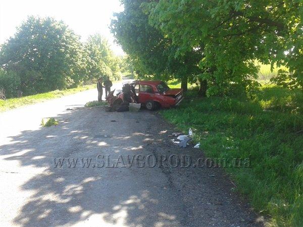 Трагическая смерть: водитель «семерки» погиб от столкновения с деревом, фото-3