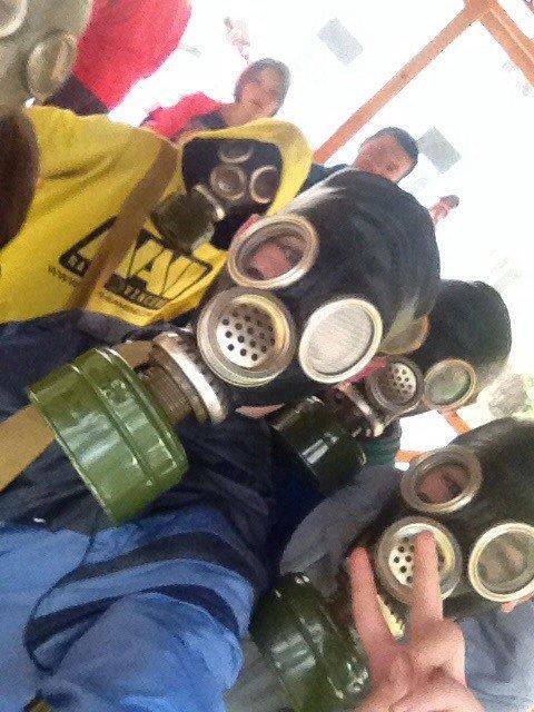Красноармейские школьники в восторге от Слета патриотических детских организаций (фото) - фото 5