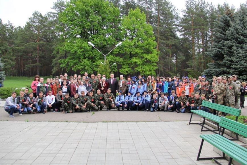 Красноармейские школьники в восторге от Слета патриотических детских организаций (фото) - фото 6