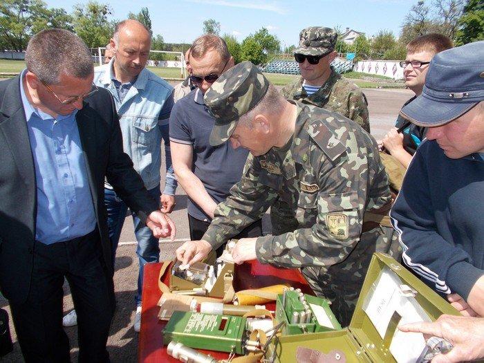 Житомирщина перша в Україні провела збори з основ захисту Вітчизни (фото) - фото 1