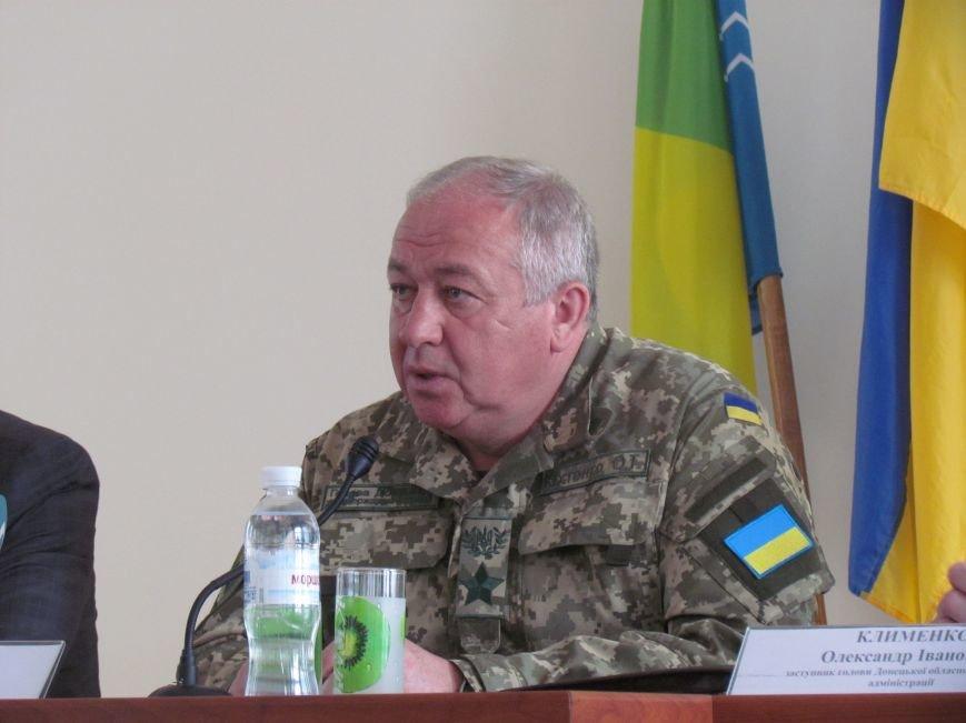 Кихтенко отправился в скандальную «Светлану» побеседовать с комбатом «Донбасса», фото-6