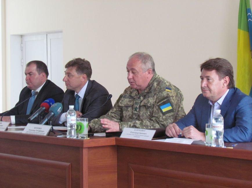 Кихтенко отправился в скандальную «Светлану» побеседовать с комбатом «Донбасса», фото-5