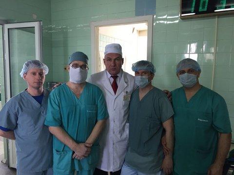 Первопроходцы эндоскопии в Крыму - 28 апреля 2015